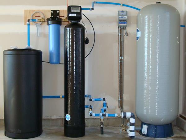 sistem filter air