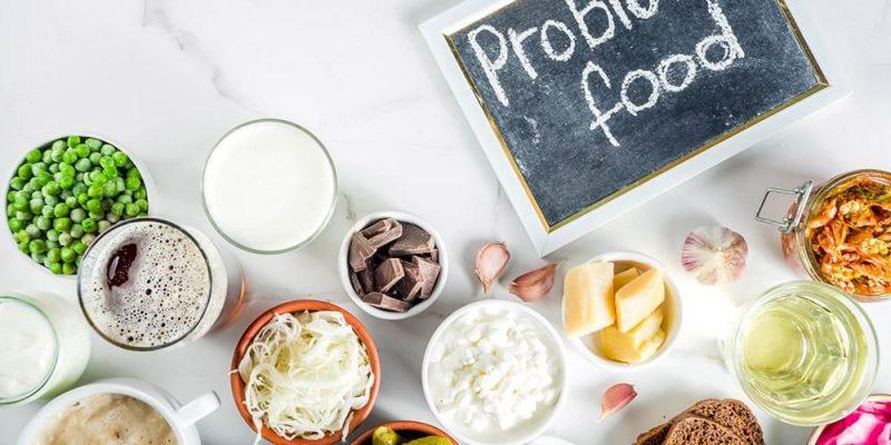 Konsumsi Makanan Dengan Kandungan Protein Serta Probiotik