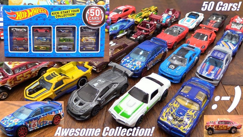 Mainan Diecast Hot Wheel